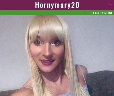 hornymary20